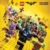LEGO The Batman Movie Mini Calendar 2018