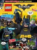 LEGO The Batman Movie Magazine 2018 Nummer 1