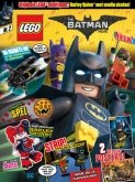 LEGO The Batman Movie Magazine 2018-2