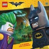 LEGO The Batman Movie Calendar 2020