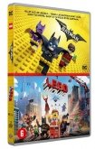 LEGO The LEGO Batman Movie + The LEGO Movie (DVD)