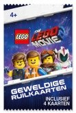 LEGO The Lego Movie 2 Ruilkaarten