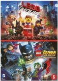 LEGO The Movie + LEGO Batman The Movie