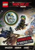 LEGO The Ninjago Movie - Garmadon in Ninjago City