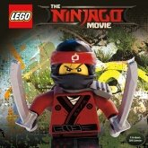 LEGO The Ninjago Movie Mini Calendar 2018