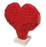LEGO Valentijnshart