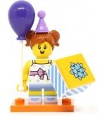 LEGO Birthday Party Girl - Complete Set (COL18-6)