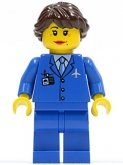 LEGO Airport Employee Female (AIR047)