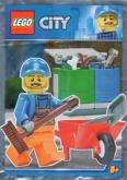 LEGO Garbage Man (Polybag)