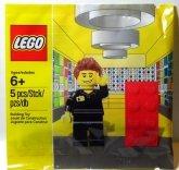 LEGO Winkel Medewerker (Polybag)