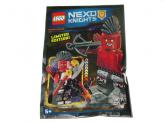 LEGO Woeste Lavastrijder (Polybag)