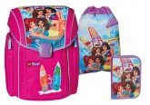 LEGO Xtreme School Bag Set Friends Beach