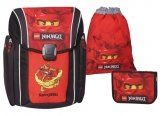 LEGO Xtreme School Bag Set Ninjago Kai