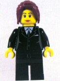 LEGO Business Woman (CTY0183)