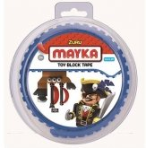 MAYKA Toy Block Tape 2-studs 1 meter BLUE