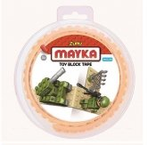 MAYKA Toy Block Tape 2-studs 1 meter TAN