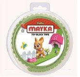 MAYKA Toy Block Tape 2-nop 1 meter LIME
