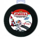 MAYKA Toy Block Tape 2-nop 2 meter ZWART