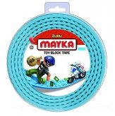 MAYKA Toy Block Tape 2-nop 2 meter AZUUR