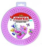 MAYKA Toy Block Tape 2-nop 2 meter ROZE