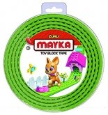 MAYKA Toy Block Tape 2-nop 2 meter LIME