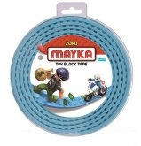 MAYKA Toy Block Tape 4-studs 2 meter AZURE