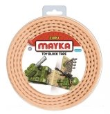 MAYKA Toy Block Tape 4-nop 2 meter BEIGE