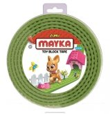 MAYKA Toy Block Tape 4-nop 2 meter LIME
