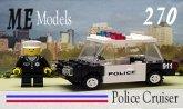 ME Models 270 Politie Auto