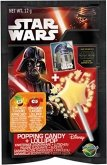 Star Wars Popping Candy Lollipop