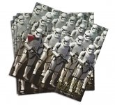 Star Wars The Force Awakeness - Servetten (20 stuks)