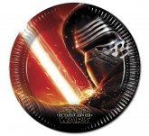 Star Wars The Force Awakeness - Bordjes (8 stuks)