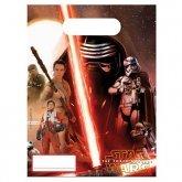 Star Wars The Force Awakeness - Uitdeelzakjes (6 stuks)