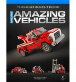 The LEGO Build-it Book - More Amazing Vehicles Volume 2