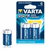 VARTA Alkaline Battery C (2 pcs)