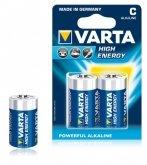 VARTA Alkaline Batterij C (2 stuks)