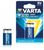 Varta High Engergy 9 Volt E-block