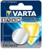 VARTA Battey CR2032