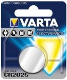 VARTA Battey CR2025