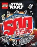 LEGO Star Wars 500 Re-Usable Stickers