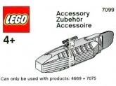 LEGO 7099 Service Pack Bootmotor (Polybag)