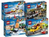 LEGO City Transport Collectie 2017