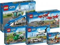 LEGO City Vliegveld Collectie 2016