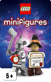 LEGO Mini Figures