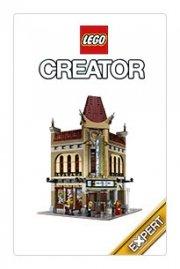 LEGO Modular Houses
