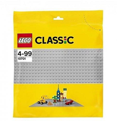4 x 12 in Medium Azur Lego Basic 1 Stück Platte