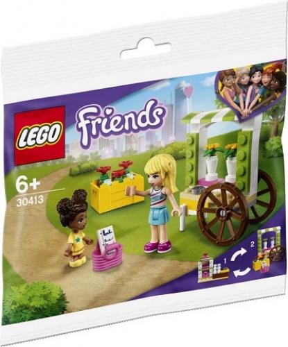Lego Friends 30413 Bloemen Kar (Polybag)