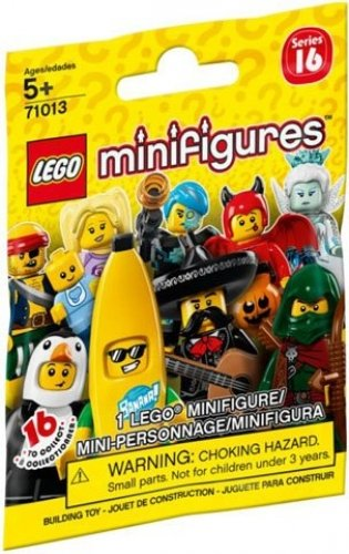 LEGO SERIES 16 ROGUE SEALED