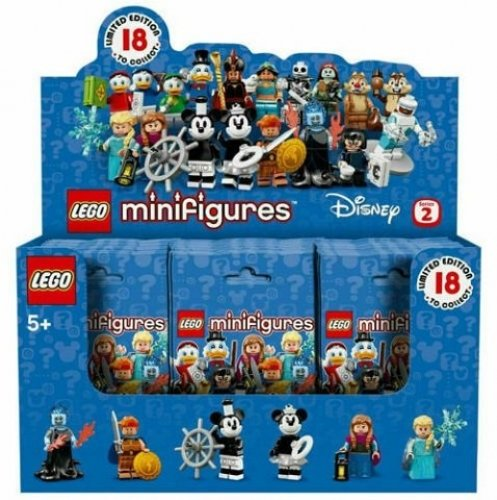Chip Sealed Pack 71024 LEGO Disney Series 2 Collectible MiniFigure