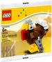 LEGO 40033 Kalkoen (Polybag)